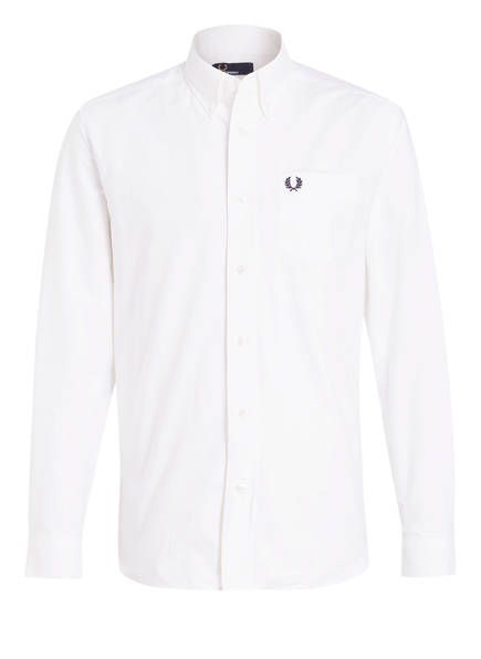 FRED PERRY Hemd Comfort Fit , Farbe: WEISS (Bild 1)