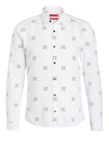 HUGO Hemd ERO3 Extra Slim Fit , Farbe: WEISS (Bild 1)
