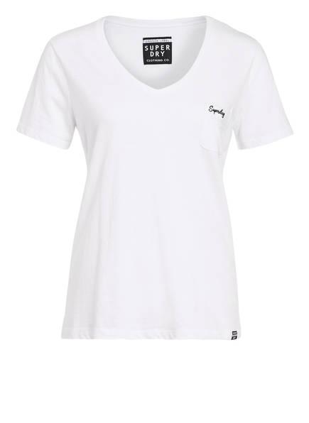 Superdry T-Shirt , Farbe: WEISS (Bild 1)
