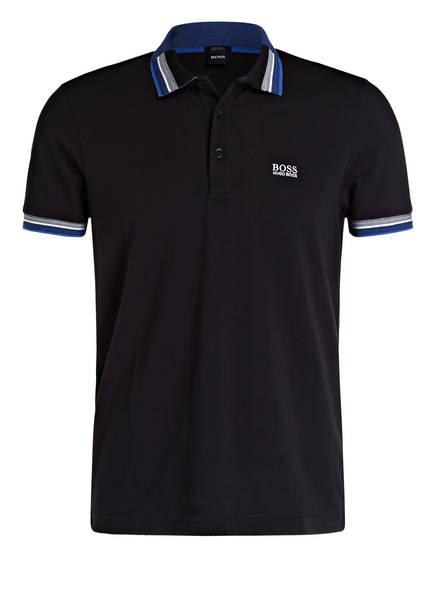 BOSS Piqué-Poloshirt PADDY 1, Farbe: SCHWARZ (Bild 1)