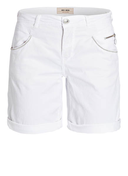 MOS MOSH Shorts NELLY, Farbe: WEISS (Bild 1)