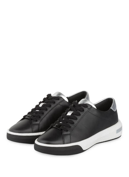MICHAEL KORS Sneaker CODIE, Farbe: SCHWARZ/ SILBER (Bild 1)