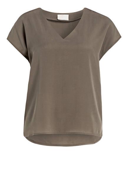 Mrs & HUGS Blusenshirt , Farbe: KHAKI (Bild 1)