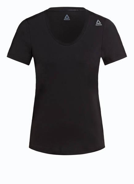 Reebok T-Shirt WORKOUT READY SPEEDWICK, Farbe: SCHWARZ (Bild 1)