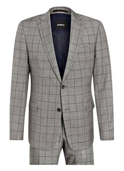 strellson Anzug ABAN-MANVER Slim Fit, Farbe: GRAU KARIERT (Bild 1)