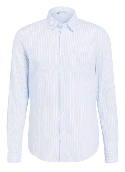 TIGER of Sweden Hemd BARDAN Straight Fit, Farbe: HELLBLAU / WEISS GESTREIFT (Bild 1)