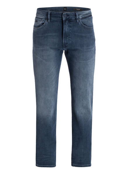 BOSS Jeans MAINE Regular Fit, Farbe: 421 MEDIUM BLUE (Bild 1)