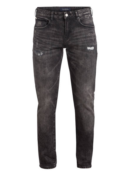 SCOTCH & SODA Jeans SKIM Super Slim Fit , Farbe: 3244 DARK PIER (Bild 1)