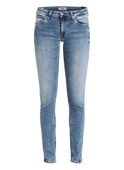 TOMMY JEANS Skinny-Jeans SOPHIE, Farbe: OREGON LT BL STR (Bild 1)
