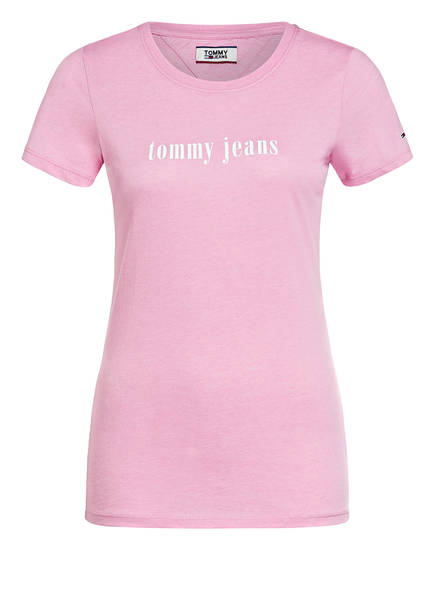 TOMMY JEANS T-Shirt, Farbe: ROSA (Bild 1)