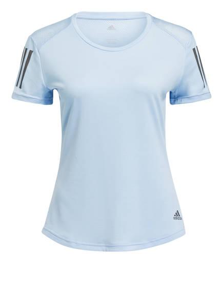 adidas T-Shirt, Farbe: HELLBLAU (Bild 1)