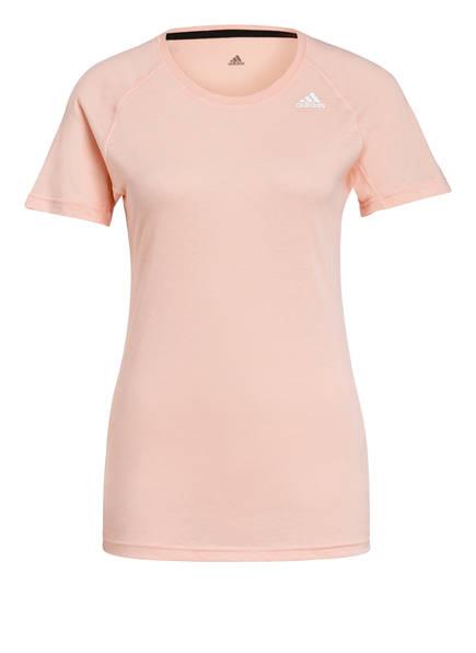 adidas T-Shirt PRIME, Farbe: ROSE (Bild 1)
