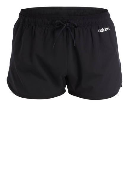 adidas Shorts D2M, Farbe: SCHWARZ/ WEISS (Bild 1)