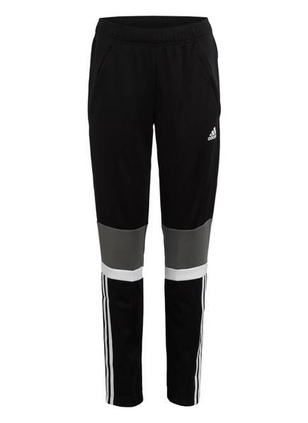 adidas Trainingshose EQUIPMENT, Farbe: SCHWARZ/ GRAU/ WEISS (Bild 1)