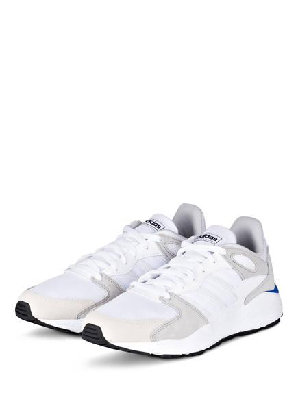 adidas Sneaker CHAOS, Farbe: WEISS/ HELLGRAU (Bild 1)