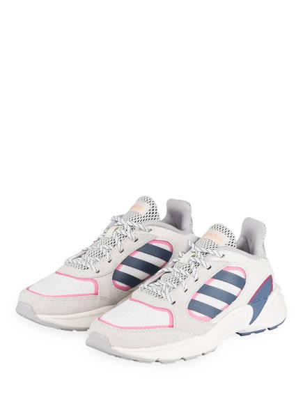 adidas Sneaker 90s VALASION, Farbe: NATUR/ BLAU/ ROSA (Bild 1)