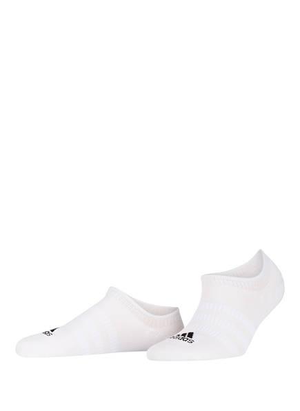 adidas 3er-Pack Sneakersocken LIGHT NOSH, Farbe: WEISS (Bild 1)