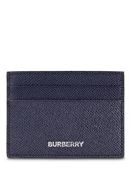 BURBERRY Kartenetui SANDON, Farbe: REGENCY BLUE (Bild 1)
