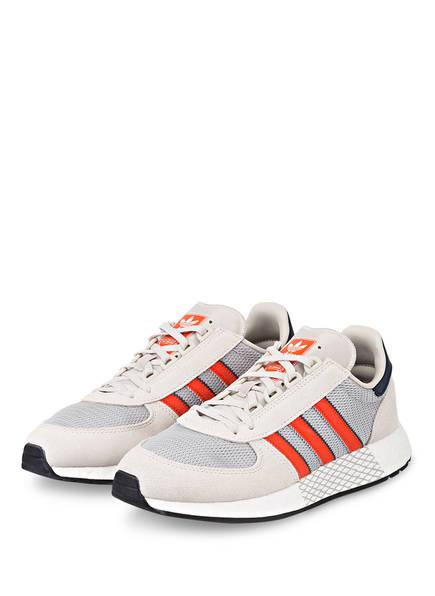 adidas Originals Sneaker MARATHON TECH, Farbe: GRAU/ ORANGE (Bild 1)