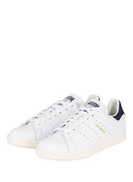 adidas Originals Sneaker STAN SMITH , Farbe: WEISS/ BLAU (Bild 1)
