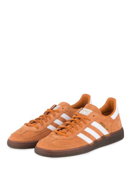 adidas Originals Sneaker HANDBALL SPEZIAL, Farbe: ORANGE/ WEISS (Bild 1)