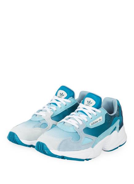 adidas Originals Sneaker FALCON , Farbe: HELLBLAU/ PETROL (Bild 1)