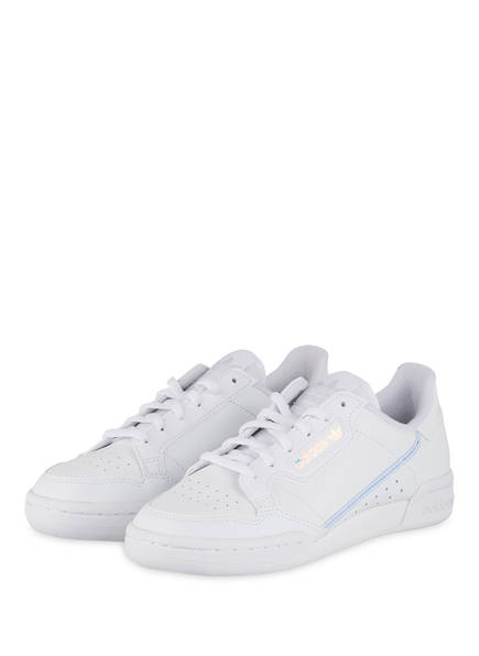 adidas Originals Sneaker CONTINENTAL 80 J, Farbe: WEISS (Bild 1)