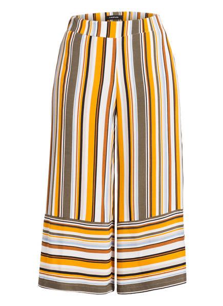 TAIFUN Culotte, Farbe: DUNKELGELB/ WEISS/ SCHWARZ (Bild 1)