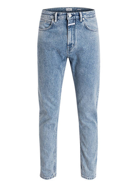 CLOSED Jeans COOPER Relaxed Cropped Fit, Farbe: LBL LIGHT BLUE (Bild 1)