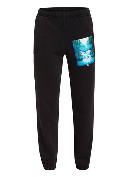 OFF-WHITE Sweatpants, Farbe: SCHWARZ (Bild 1)