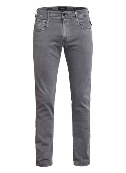 REPLAY Jeans ANBASS Skinny Fit, Farbe: 260 IRON (Bild 1)
