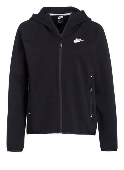 Nike Sweatjacke TECH FLEECE, Farbe: SCHWARZ (Bild 1)