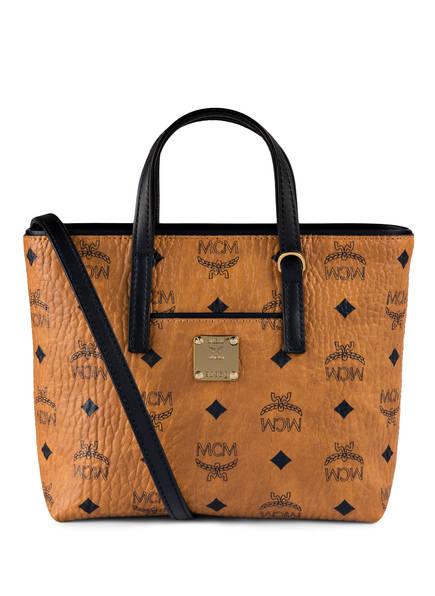 MCM Shopper ANYA, Farbe: COGNAC (Bild 1)