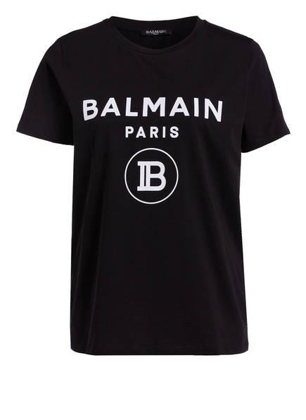 BALMAIN T-Shirt , Farbe: SCHWARZ/ WEISS (Bild 1)