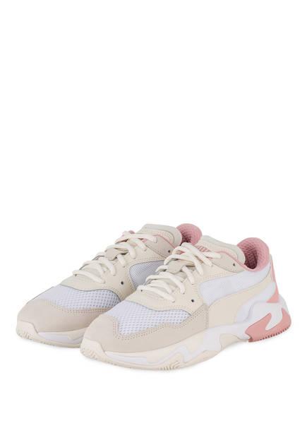PUMA Sneaker STORM ORIGIN, Farbe: WEISS/ ECRU/ ROSA (Bild 1)