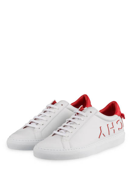GIVENCHY Sneaker REVERSE, Farbe: WEISS/ ROT (Bild 1)