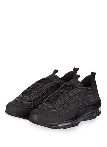 Nike Sneaker AIR MAX 97, Farbe: 001 BLACK/BLACK-BLACK (Bild 1)