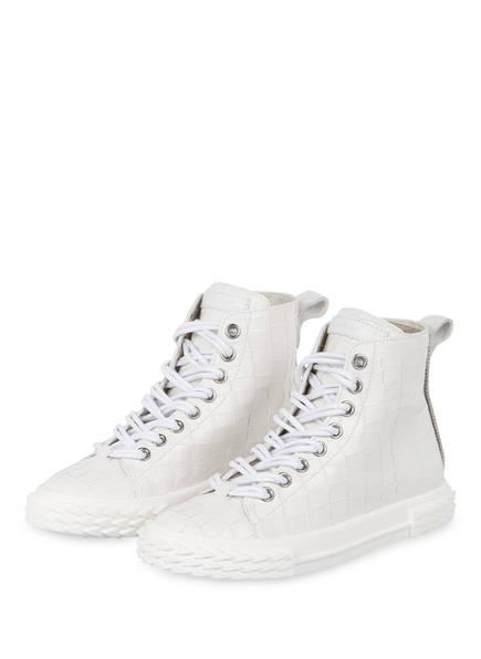GIUSEPPE ZANOTTI DESIGN Sneaker BLABBER, Farbe: WEISS (Bild 1)