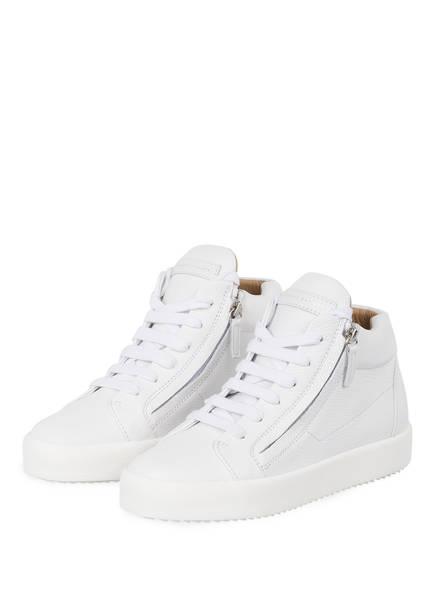 GIUSEPPE ZANOTTI DESIGN Hightop-Sneaker JUSTY, Farbe: WEISS (Bild 1)