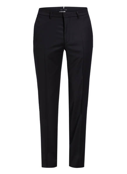 DRYKORN Anzughose QUINTEN Slim Fit, Farbe: SCHWARZ (Bild 1)