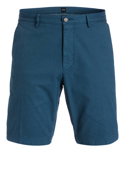 BOSS Chino-Shorts Slim Fit, Farbe: BLAU (Bild 1)