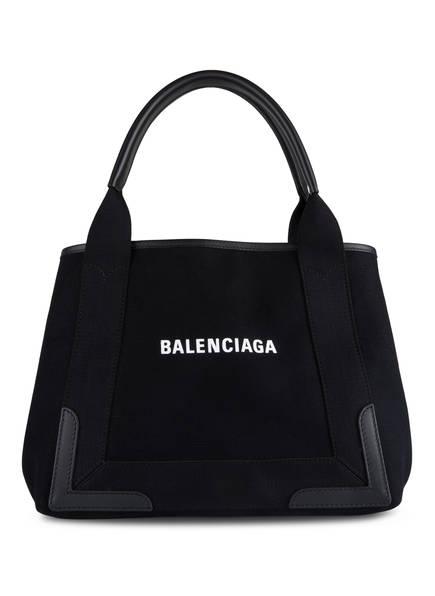 BALENCIAGA Handtasche CABAS S, Farbe: SCHWARZ (Bild 1)