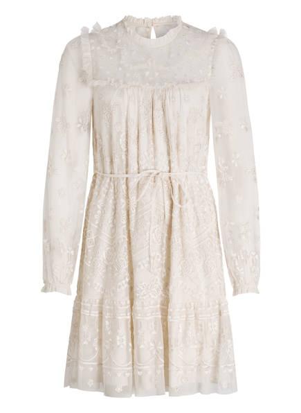 needle & thread Kleid ESME, Farbe: CREME (Bild 1)