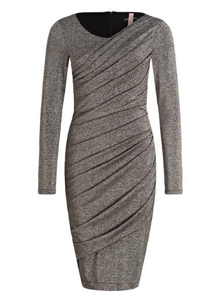 MARCCAIN Kleid , Farbe: 980 SCHWARZ-SILBER (Bild 1)