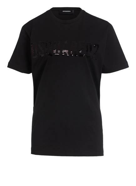 DSQUARED2 T-Shirt , Farbe: SCHWARZ (Bild 1)