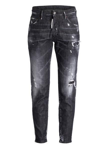 DSQUARED2 Jeans SKINNY DAN JEAN, Farbe: 900 BLACK (Bild 1)