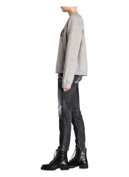DSQUARED2 dsquared2 Jeans Skinny Dan Jean schwarz