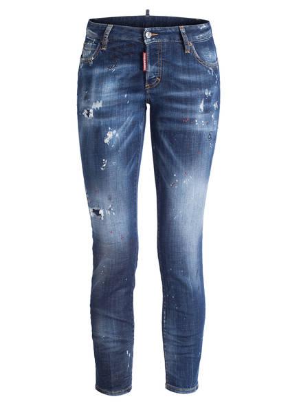 DSQUARED2 7/8-Jeans JENNIFER, Farbe: BLUE (Bild 1)
