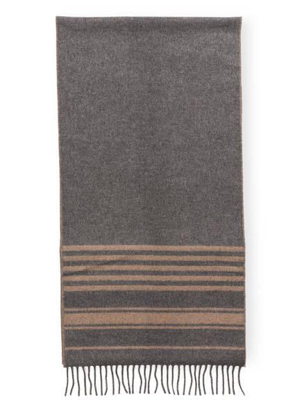 BRUNELLO CUCINELLI Cashmere-Schal , Farbe: HELLGRAU/ HELLGRAU MELIERT (Bild 1)