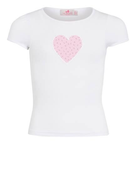 Trachtenkind T-Shirt , Farbe: WEISS (Bild 1)